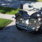2005 Yamaha Meanstreak  1