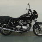 2011 Triumph bonnivile