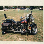 1972 Harley Davidson 1972 FX SUPERGLIDE modified to FLH