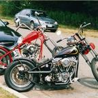 1979 Harley Davidson shovelhead