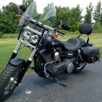 2008 HD Dyna Fat Bob FXDF