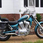 1996 Suzuki Intruder VS 1400