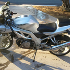 2003 Suzuki SV1000