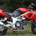 2001 Suzuki SV650S