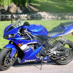 My R1... I loved it, and I miss it so much! (my third bike, first sports bike)