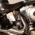 2001 Harley Davidson FLSTC