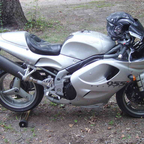 2000 Triumph Daytona 955i