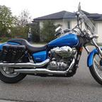 2007 Honda Honda Shadow 750