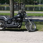 2008 Harley Davidson Night train