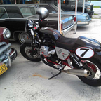 2011 Moto Guzzi  V7 racer