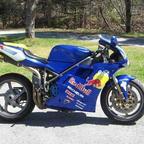 2000 Ducati 996 biposto