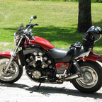 1988 Yamaha VMAX1200