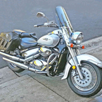 2007 Suzuki Suzuki Boulevard C50