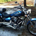 2011 Yamaha Raider 1900
