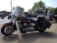 "My new 2012 Heritage Softail ""Purple Thunder"""