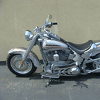 2005 Harley Davidson CVO Screamin Eagle Fat Boy