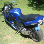 2008 Kawasaki ZX 14 