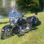 2001 Harley Davidson hertiage softail