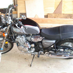 2002 Triumph thunderbird