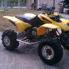 2002 Honda 400ex