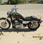 1999 Harley Davidson Sportster