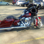 2014 Harley Davidson My Ride