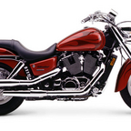 Shadow Sabre VT1100 .. Name:Butch .. May 23,2003-June 21, 2009 .. Miles: 118,890
