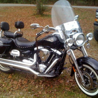 2006 Yamaha 1700 Roadstar Midnite Silverado