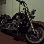 My Old Bike..... always in my heart