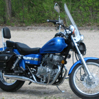 2009 Honda Rebel CMX250
