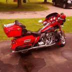 2010 Harley Davidson ultra cvo screaming eagle
