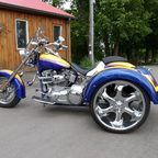 2006 Harley Davidson screamin eagle fatboy