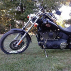 2001 Harley Davidson night train