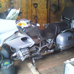 2003 BMW R1200CLC