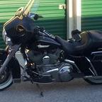 2007 Harley Davidson geezer glide