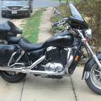 1998 Honda Shadow Ace Tourer