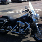 2001 Harley Davidson Road King Classic