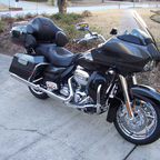 2011 Harley Davidson Road Glide Ultra SE