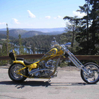 2006 TM One Off Custom Chopper