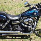 2012 Harley Davidson FXDWG