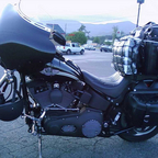 2003 Harley Davidson 100th ann. nightrain