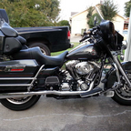 MY NEW RIDE   2008  ELEC. GLIDE   ULTRA CLASSIC   8/18/2013