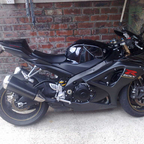 2007 Suzuki gsxr1000 k7