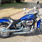 2005 Honda VT750 Shadow Spirit