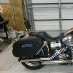2008 Harley Davidson Dyna Low Rider 105th Aniversary Edition