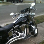 2005 Harley Davidson Fatboy