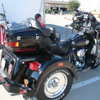 THIS IS MY OLD TRIKE HAVE A NEW ONE NOW A 2013 TRI-GLIDE FROM TEXOMA HARLEYS