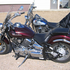 2007 Yamaha V-Star 1100