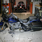 2012 Harley Davidson CVO Softtail Convertible