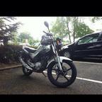 2007 Yamaha Ybr custom